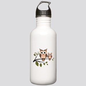 Brown Owl Duo Water Bottle