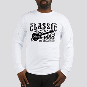 Classic Since 1960 Long Sleeve T-Shirt