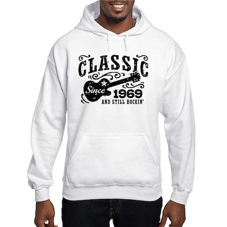 Classic Since 1969 Hooded Sweatshirt