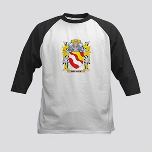 Brewer Coat of Arms - Family Crest Baseball Jersey