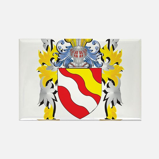 Brewer Coat of Arms - Family Crest Magnets