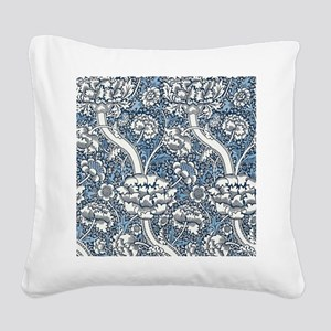 William Morris Wandle  Square Canvas Pillow