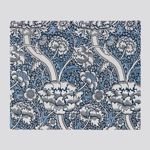 William Morris Wandle  Throw Blanket