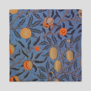 William Morris Fruit design Queen Duvet