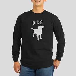 got lab? Long Sleeve T-Shirt