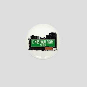 E Mosholu Pkwy South, Bronx, NYC Mini Button