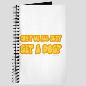 Get a Dog Journal