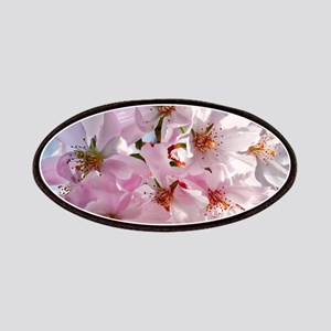 Japanese Cherry Blossoms Patches