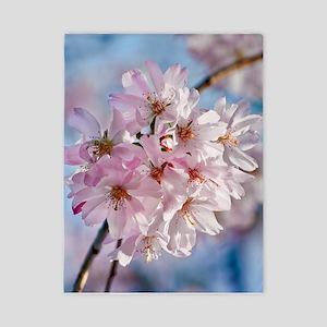 Japanese Cherry Blossoms Twin Duvet