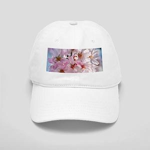 Japanese Cherry Blossoms Cap