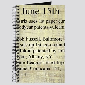 June 15th Journal