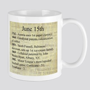June 15th Mugs