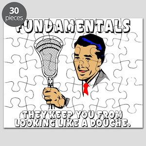 Lacrosse_Humor_FundaDouche_600 Puzzle