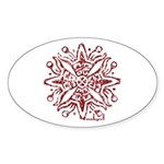 Outdoor Energy Oval Sticker