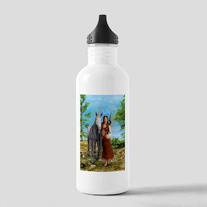 Fairy and Unicorn Water Bottle