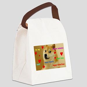 thats-mydog Canvas Lunch Bag