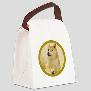 shibe-doge Canvas Lunch Bag