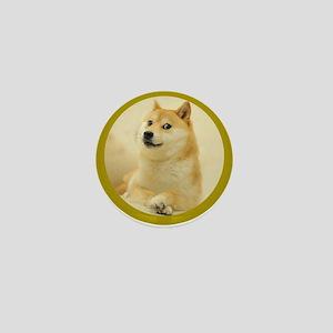 shibe-doge Mini Button