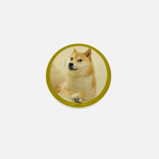 shibe-doge Mini Button