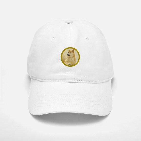 shibe-doge Baseball Baseball Baseball Cap