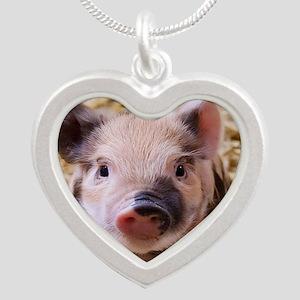 sweet little piglet 2 Necklaces