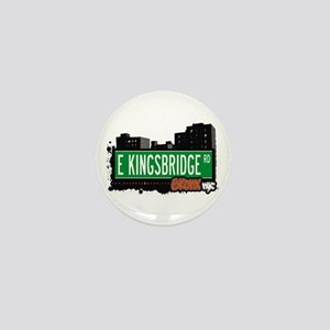E Kingsbridge Rd, Bronx, NYC Mini Button