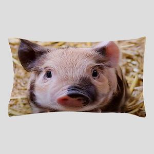 sweet little piglet 2 Pillow Case
