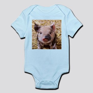 sweet little piglet 2 Body Suit