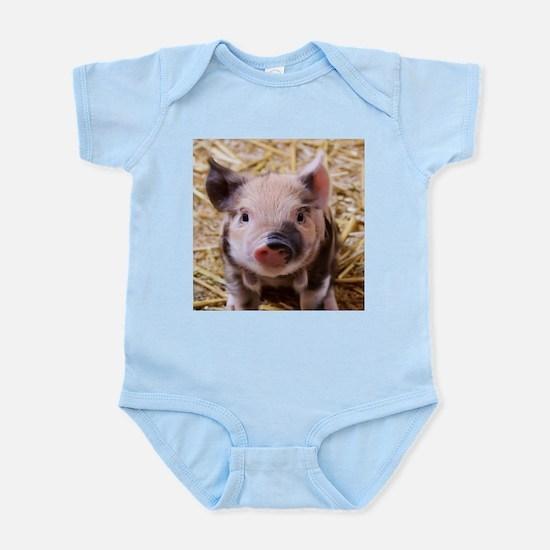 sweet little piglet 2 Body Suit