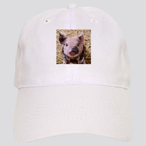 sweet little piglet 2 Baseball Cap