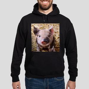 sweet little piglet 2 Hoodie