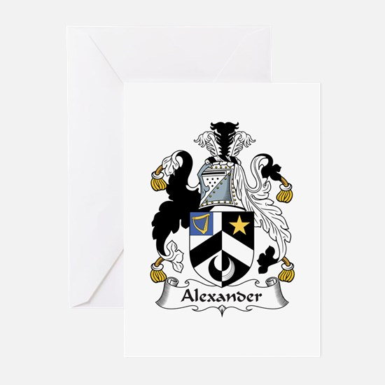 Alexander Greeting Cards (Pk of 10)