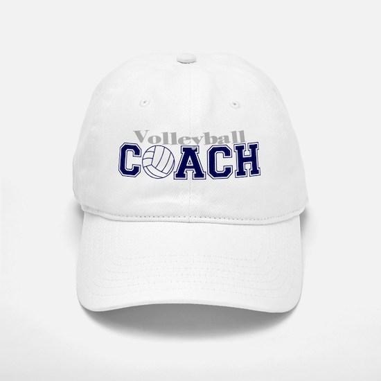 Volleyball Coach II Baseball Baseball Cap