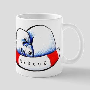 Maltese Rescue Mugs