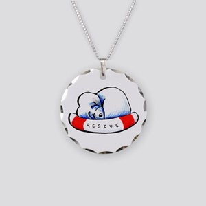 Maltese Rescue Necklace