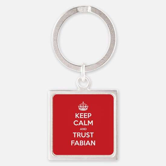 Trust Fabian Keychains