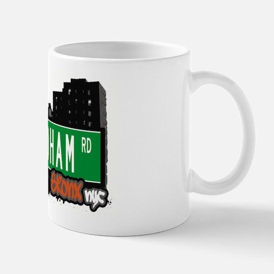 E Fordham Rd, Bronx, NYC Mug