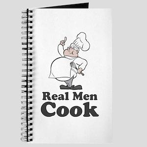 Real Men Cook Journal