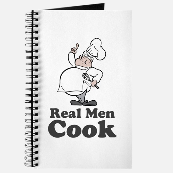 Real Men Cook Journal