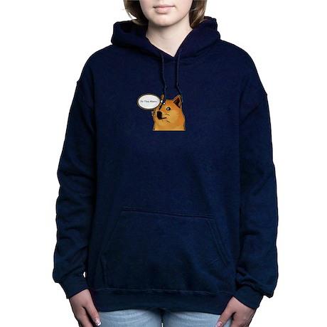 tothemoondoggie Hooded Sweatshirt