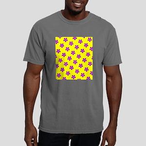 Purple Floral T-Shirt