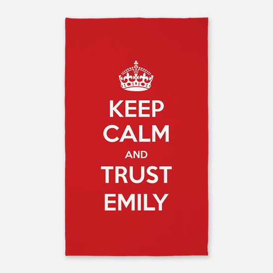 Trust Emily 3'x5' Area Rug