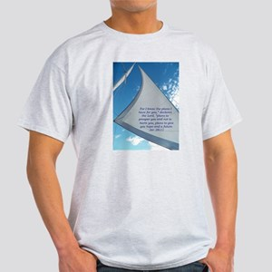 Sail/Plan of Hope Light T-Shirt