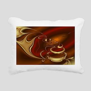 Latte Rectangular Canvas Pillow