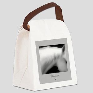 Horse Theme Design #69999 Canvas Lunch Bag