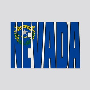 Nevada Flag Magnets