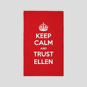 Trust Ellen 3'x5' Area Rug
