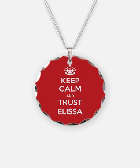 Trust Elissa Necklace