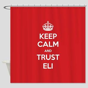 Trust Eli Shower Curtain