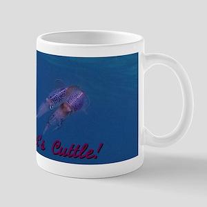 Lets Cuttle! Mugs
